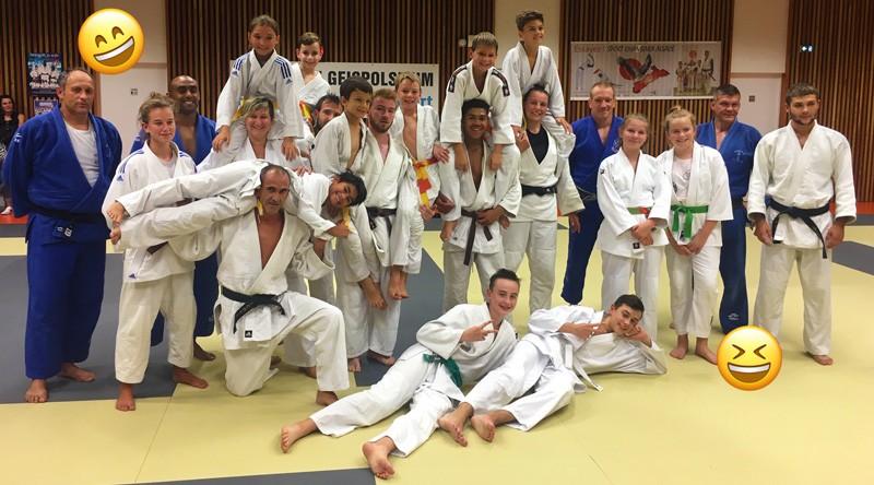 photo judoka accueil