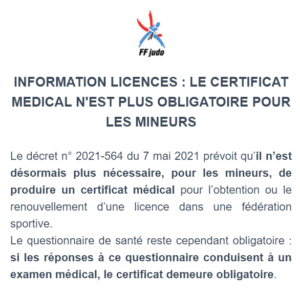 annonce_ffjudo_certificat_medical